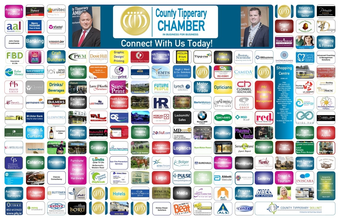 tipperary chamber of commerce members
